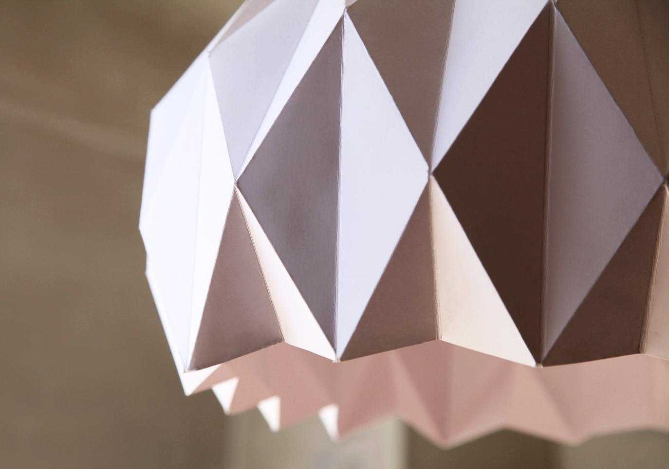 Lampe Suspension Papier Design suspension origami diy - 28 images - suspension diy origami